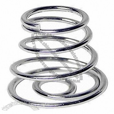 Stainless Steel Battery Spring