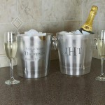 Stainless Steel Champagne Chillers