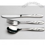Stainless Steel Children Cutlery Set