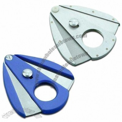 Stainless Steel Cigar Cutter/Cigar Accessory