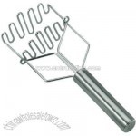 Stainless Steel Double-Action Potato Masher