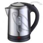 Stainless Steel Electric Kettle, 1850 to 2200W Power