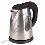 Stainless Steel Electric Kettle with 1.8L Capacity