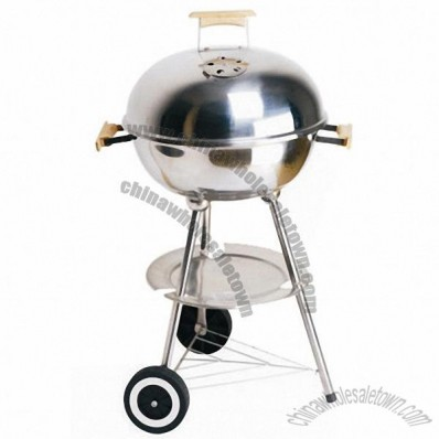 Stainless Steel Kettle BBQ