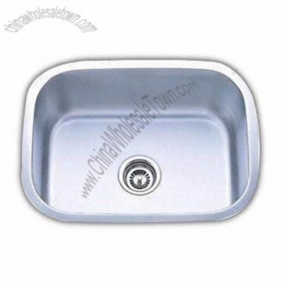 Stainless Steel Kitchen Sink with 1.2mm Thickness