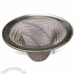 Stainless Steel Kitchen Strainer, Measures 2-1/4 Inches