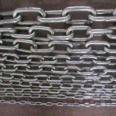 Stainless Steel Link Chain with Perfect Surface and Smooth Joint
