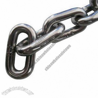 Stainless Steel Medium Link Chains