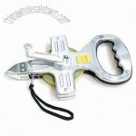Stainless Steel Open Reel/Measuring Tape