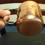 Stainless Steel Plating Copper Mugs