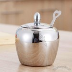 Stainless Steel Seasoning Jar