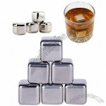 Stainless Steel Smart Whiskey Ice Cubes