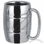 Stainless Steel Tankard Beer Cup and Mug