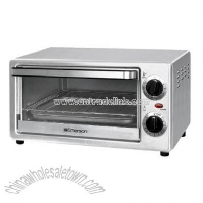 Stainless Steel Toaster Oven