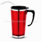 Stainless Steel Travel Thermo Mug