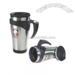 Stainless steel 16 oz. thermo mug