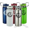 Stainless steel 34 oz. water bottle