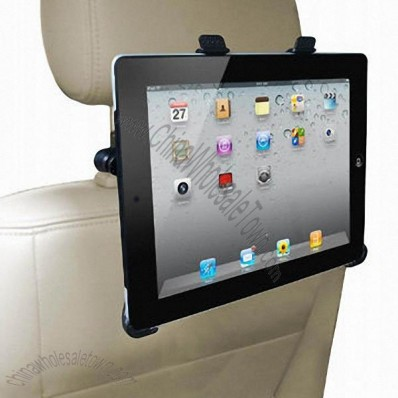 Stand Car Mount Holder for iPad, with Attractively Stitched Protective