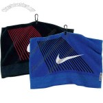 Standard weight printed golf towel