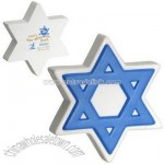Star Of David Stress Balls