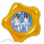 Star Shaped Inflatable Photo Frame