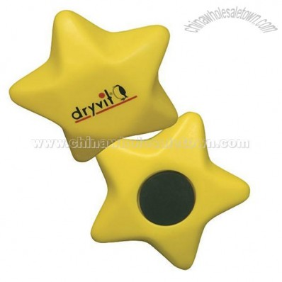 Star Stress Reliever Ball Magnetic