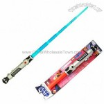Star Wars Style Lightsaber with Sound - Blue/Red/Green