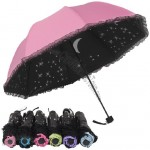 Star and Moon Lady Umbrella