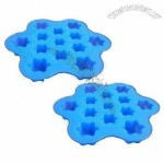 Star of David Silicone Ice Cube Tray Mold