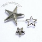 Star-shaped Decorative Button