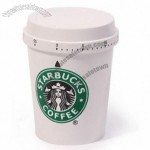 Starbucks Coffee Cup Shaped Cooking Kitchen Timer Reminder