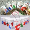 Starbucks National Flag ECO Cup