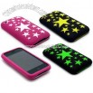 Stars Laser Cut Skin Case for iPhone 3G