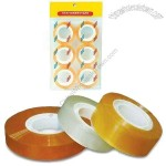 Stationery Tapes with Acrylic Adhesive 11 to 24mm Width