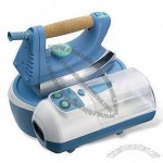 Steam Iron with Aluminum Iron Plate