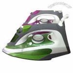 Steam Iron with Self-cleaning