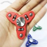 Steel Ball Triangle Fidget Spinner - Hand Spinners