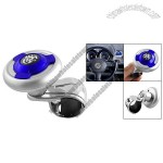 Steering Wheel Aid Power Handle Spinner Knob Silvery Blue