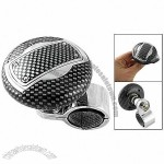 Steering Wheel Checkered Spinner Knob Power Handle for Car Vehicles