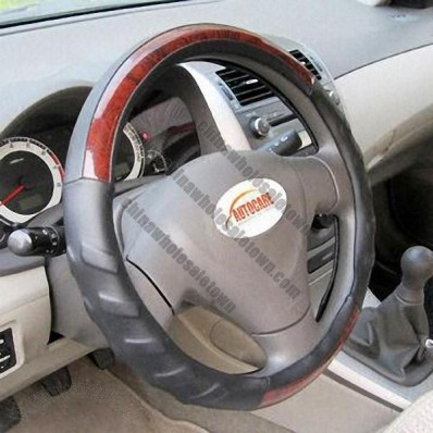 Steering Wheel Cover, Fits for Most Cars