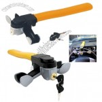 Steering Wheel Lock Anti-Theft Device Extra Secure T Lock Style