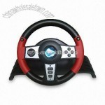 Steering Wheel for PS2/PS3 Console and PC