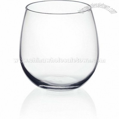 Stemless Red Wine Glass (16.5 Oz.)