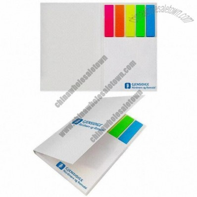 Sticky Notepad with 0.35mm Cover