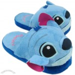Stitch Plush Slippers Kid's Size