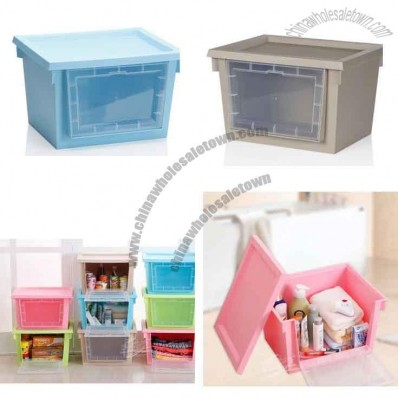 Storage Box with Clear Window