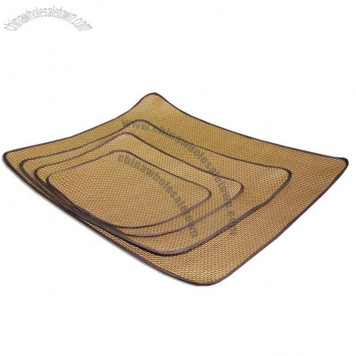 Straw Pet Mat