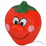 Strawberry Face Stress Balls