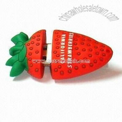 Strawberry Flash Disk