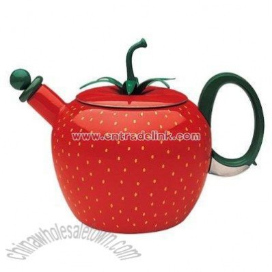 Strawberry Teakettle